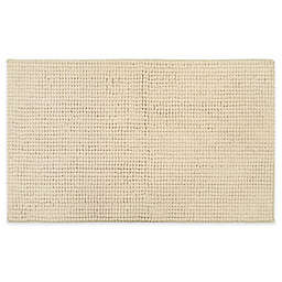 "Home Dynamix Oversized 27"" x 45"" Solid Color Bath Mat"