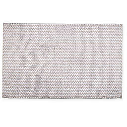 "Home Dynamix Oversized 27"" x 45"" Striped Bath Mat"