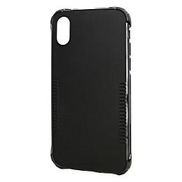 Liquipel™ SafeGuard Phone Case for iPhone X in Black
