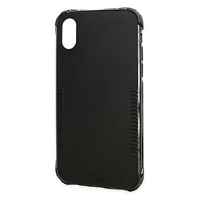 Liquipel™ SafeGuard Phone Case for iPhone X in Black