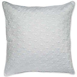 Charisma® Ethienne European Pillow Sham in Grey