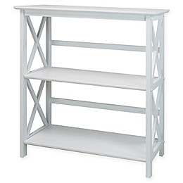 Casual Home® Montego 3-Shelf Bookcase