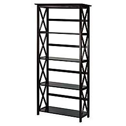 Montego 5-Shelf Bookcase