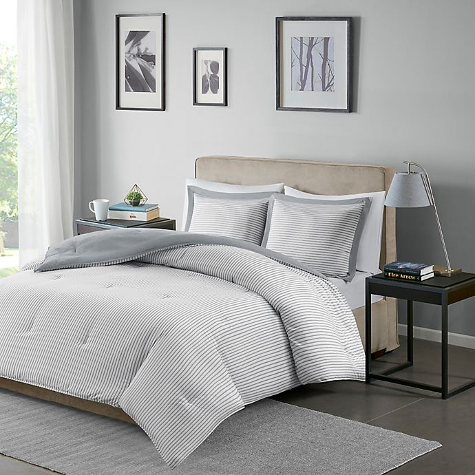 Alternate image 1 for Madison Park Essentials Hayden 3-Piece Comforter Set