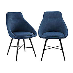 Forest Gate Harlow Mid-Century Modern Chair Collection
