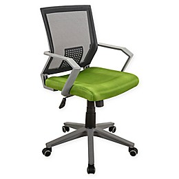 Techni Mobili Rolling Mesh Office Task Chair