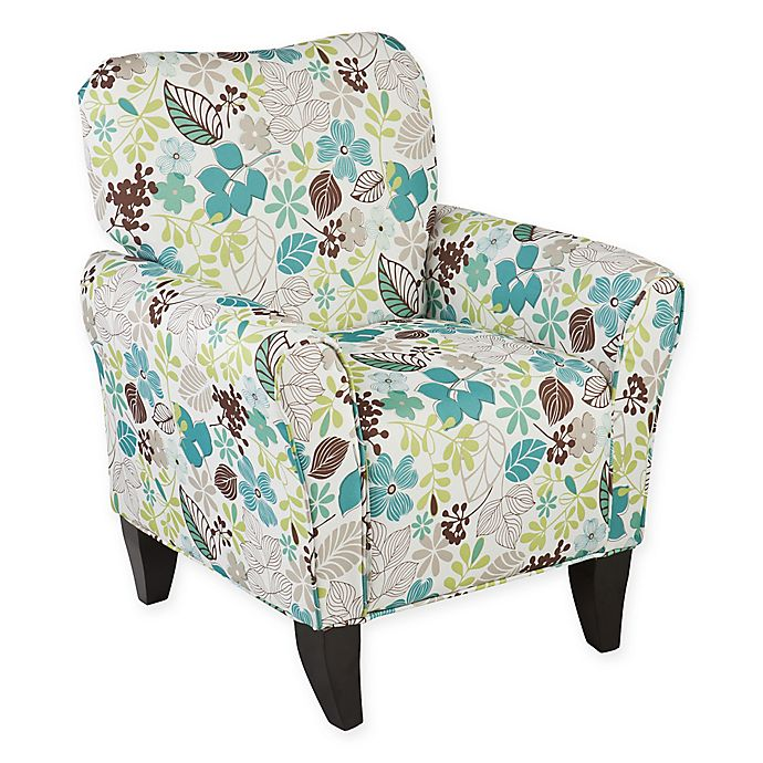 Southern Enterprises Madigan Floral Accent Chair Bed Bath And