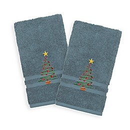 Linum Home Textiles Denzi Hand Towels (Set of 2)
