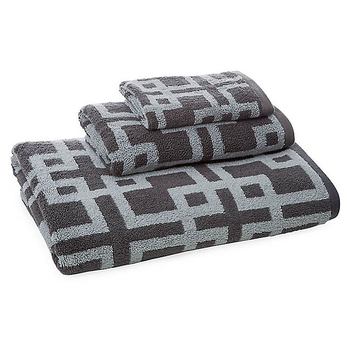 Alternate image 1 for Chippendale 3-Piece Towel Set