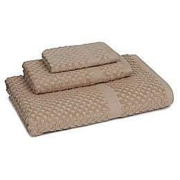 Honeycomb 3-Piece Towel Set