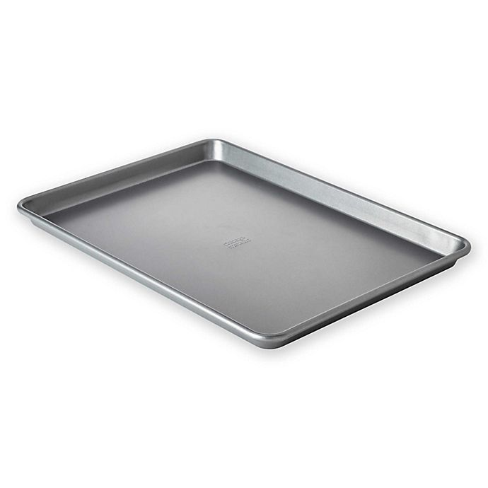 Alternate image 1 for Chicago Metallic™ Nonstick 17-Inch x 13-Inch Jelly Roll Pan with Armor-Glide Coating