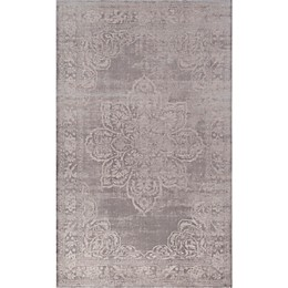 Rugs America Wilshire Area Rug in Grey