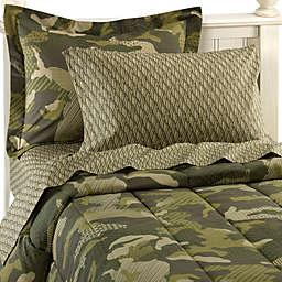Geo Camo Complete Bed Ensemble