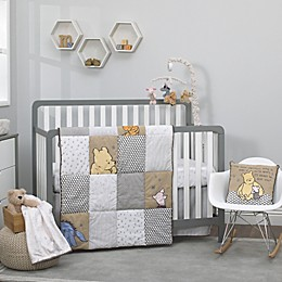 Disney® Classic A Day with Pooh Crib Bedding Collection
