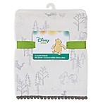 Disney® Classic A Day with Pooh Plush Blanket