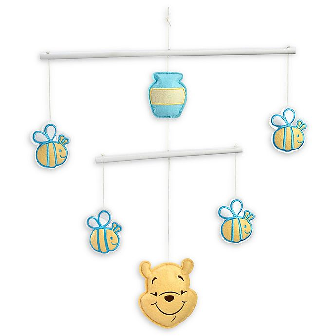 Alternate image 1 for Disney® Baby Winnie the Pooh Ceiling Mobile