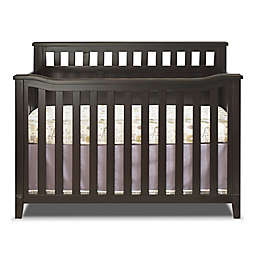Sorelle Madrid 4-in-1 Convertible Crib in Espresso