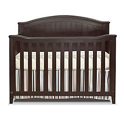 Sorelle Fairview 4-in-1 Convertible Crib in Espresso