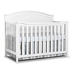 Sorelle Fairview 4-in-1 Convertible Crib in White