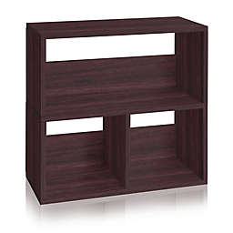 Way Basics Eco 3 Cubby Bookcase