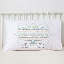 The Lord's Prayer Pillowcase