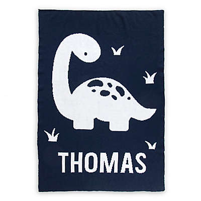 Tadpoles™ by Sleeping Partners Dinosaur Knit Baby Blanket