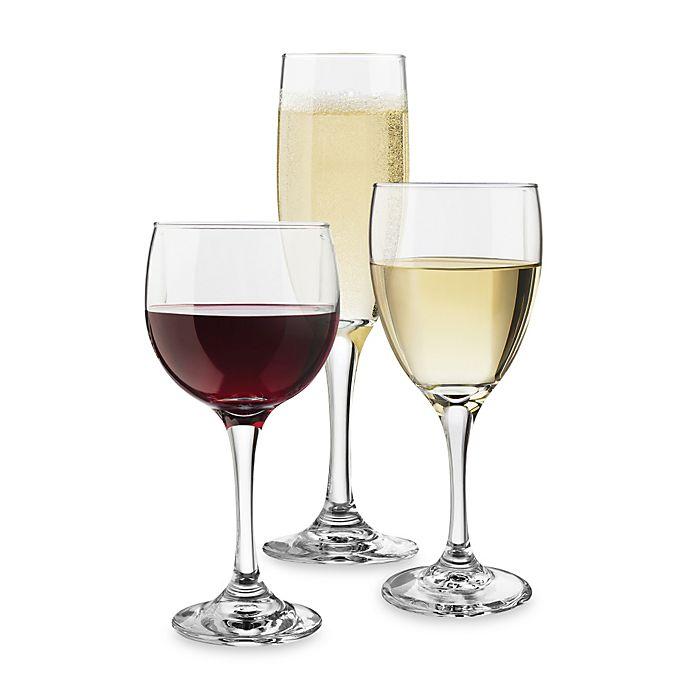 Alternate image 1 for SALT™ Entertain Wine Glass Collection