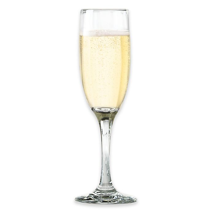 Alternate image 1 for SALT™ Toasting Flutes (Set of 12)