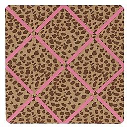 Sweet Jojo Designs Cheetah Girl Memo Board