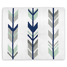 Sweet Jojo Designs® Mod Arrow 30-Inch x 36-Inch Accent Floor Rug