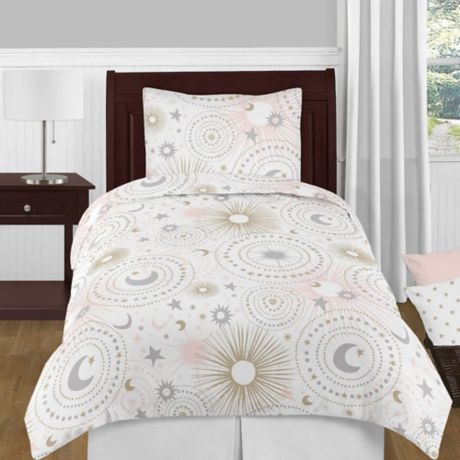 Sweet Jojo Designs Celestial Bedding Collection Bed Bath