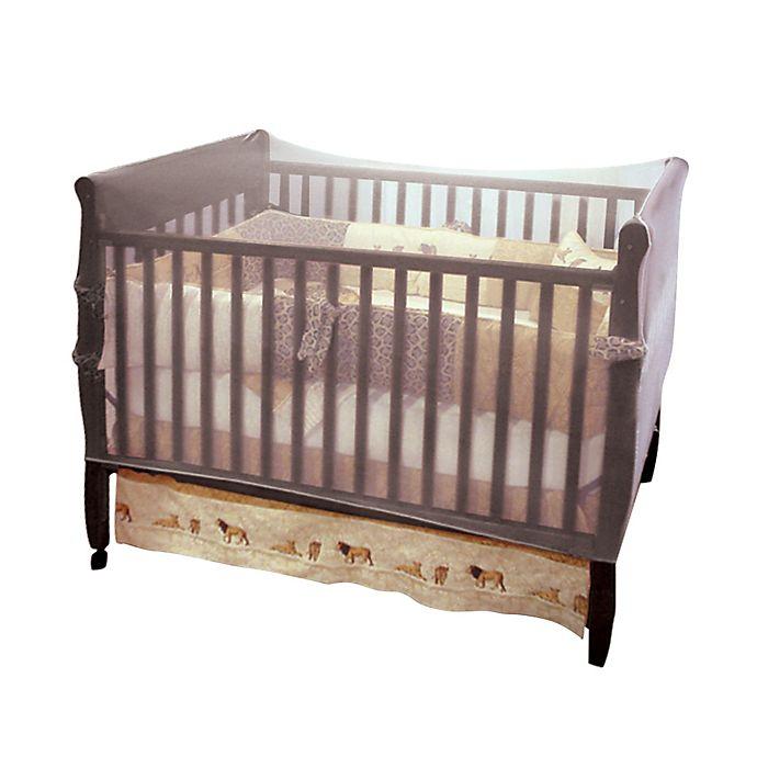 Alternate image 1 for Nuby™ Crib Netting