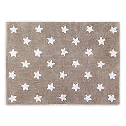 Lorena Canals Stars 4'x5' Washable Area Rug