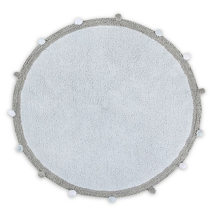 Alternate image 1 for Lorena Canals Bubbly Round Area Rug