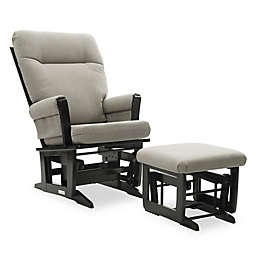 Dutailier® Grace Glider and Ottoman