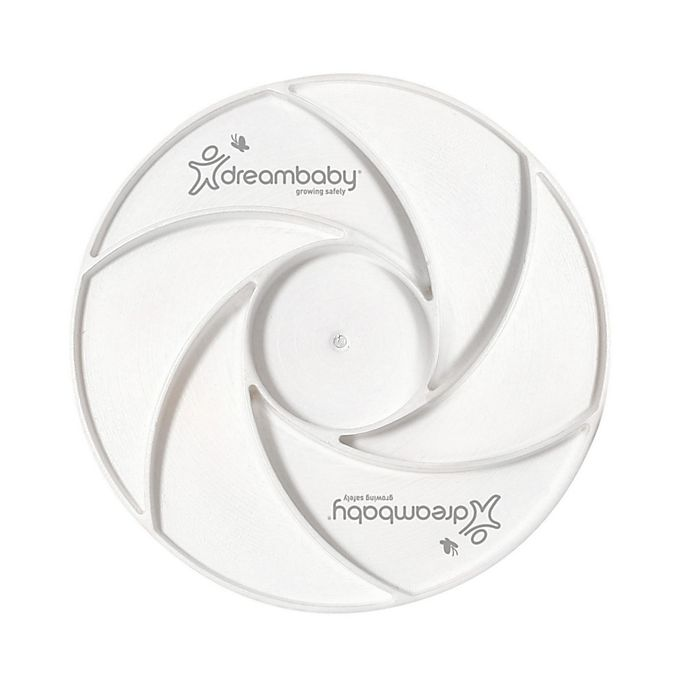 Alternate image 1 for Dreambaby® 2-Pack Protect-A-Wall Mounting Cups in White
