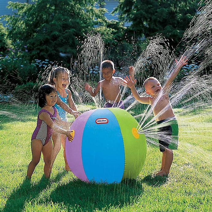 Alternate image 1 for Little Tikes® Ultimate Beach Ball™ Sprinkler