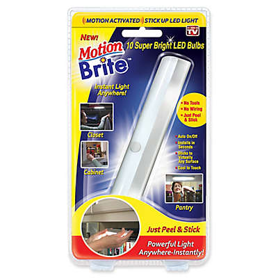 Motion Brite Motion Activated Stick Up LED Light