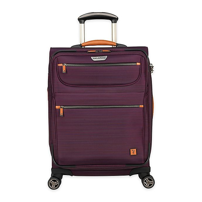 Alternate image 1 for Ricardo Beverly Hills® San Marco 21-Inch Spinner Carry On Luggage