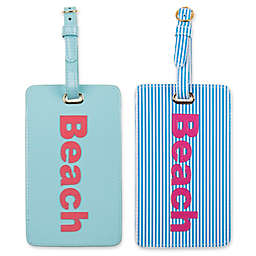 LOLO Beach Luggage Tags