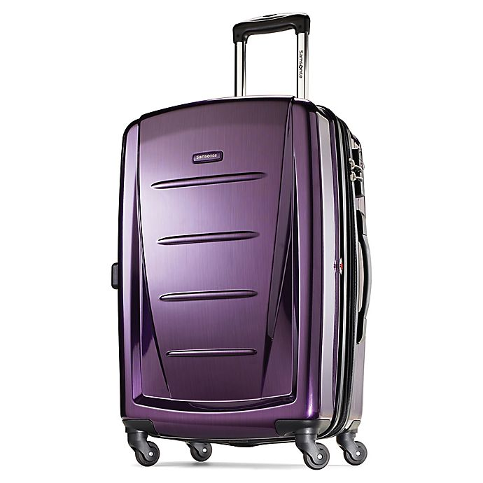 Samsonite Winfield 2 20 Inch Hardside Spinner Carry On Luggage