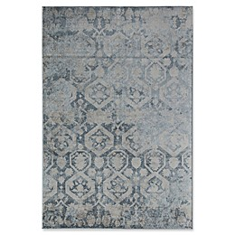 Rugs America Wilshire Rug in Blue Escape