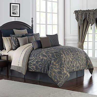Waterford® Gabion Reversible Comforter Set
