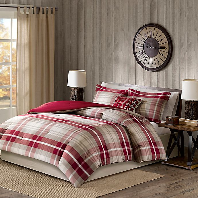 Alternate image 1 for Woolrich® Sheridan Comforter Set