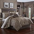 J. Queen New York™ Astoria Queen Comforter Set in Mink