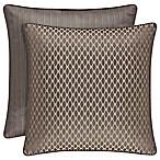 J. Queen New York™ Astoria European Pillow Sham in Mink