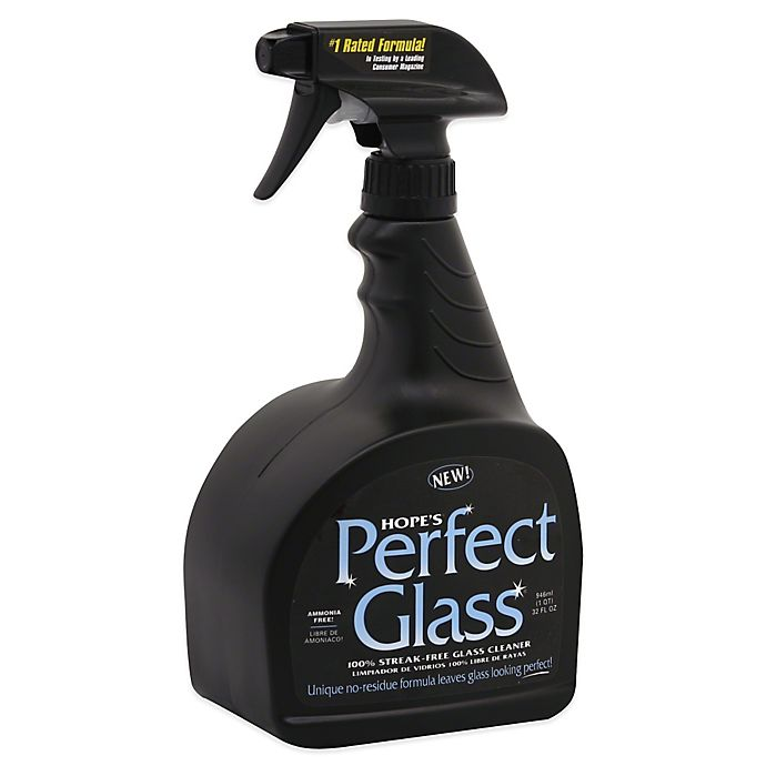 Alternate image 1 for Hope's Perfect Glass™ Cleaner