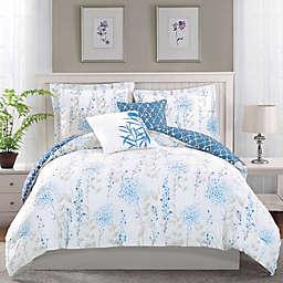 Boho Living Fresh Meadow Reversible Comforter Set