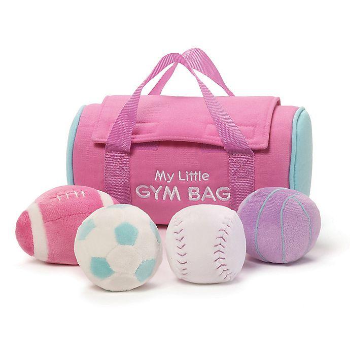 Alternate image 1 for babyGUND® My Little Gym Bag Play Set in Pink