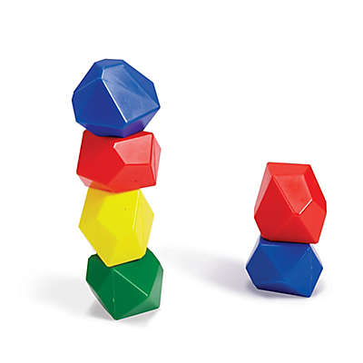 Edushape® 20-Piece Gemblocks